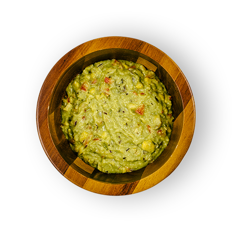 Salsa avocado corn