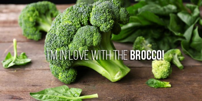 I'm in love with the Brocco!